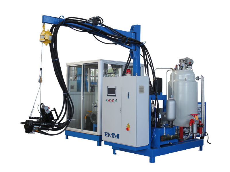 Pu Poliuretano Spray Foam Insulation Machine